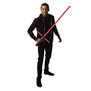Star Wars The Black Series Kylo Ren Force FX Deluxe Lightsaber (Color: Brown/a)