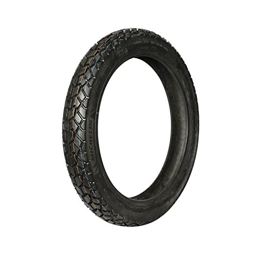 Michelin Sirac Street 3.00 - 17 50P REINF Tubeless Bike Tyre, Rear