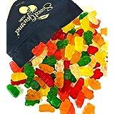 SweetGourmet Assorted Sugar Free Gummi Bears   Albanese Bulk Candy Gummy   Strawberry, Apple, Orange, Pineapple, Lemon, Cherry   Fat Free, Gluten Free, Dairy Free, MSG Free   2 Pounds (Tamaño: 2Lb)