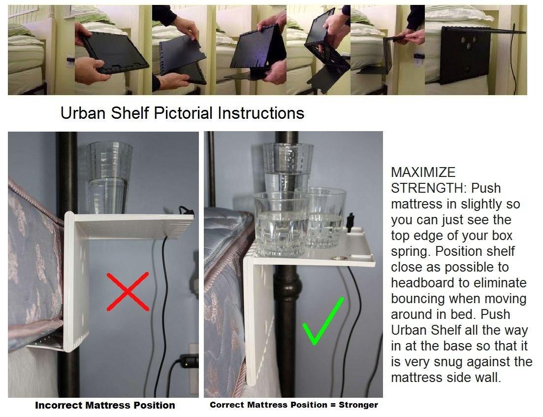 Urban Shelf - White