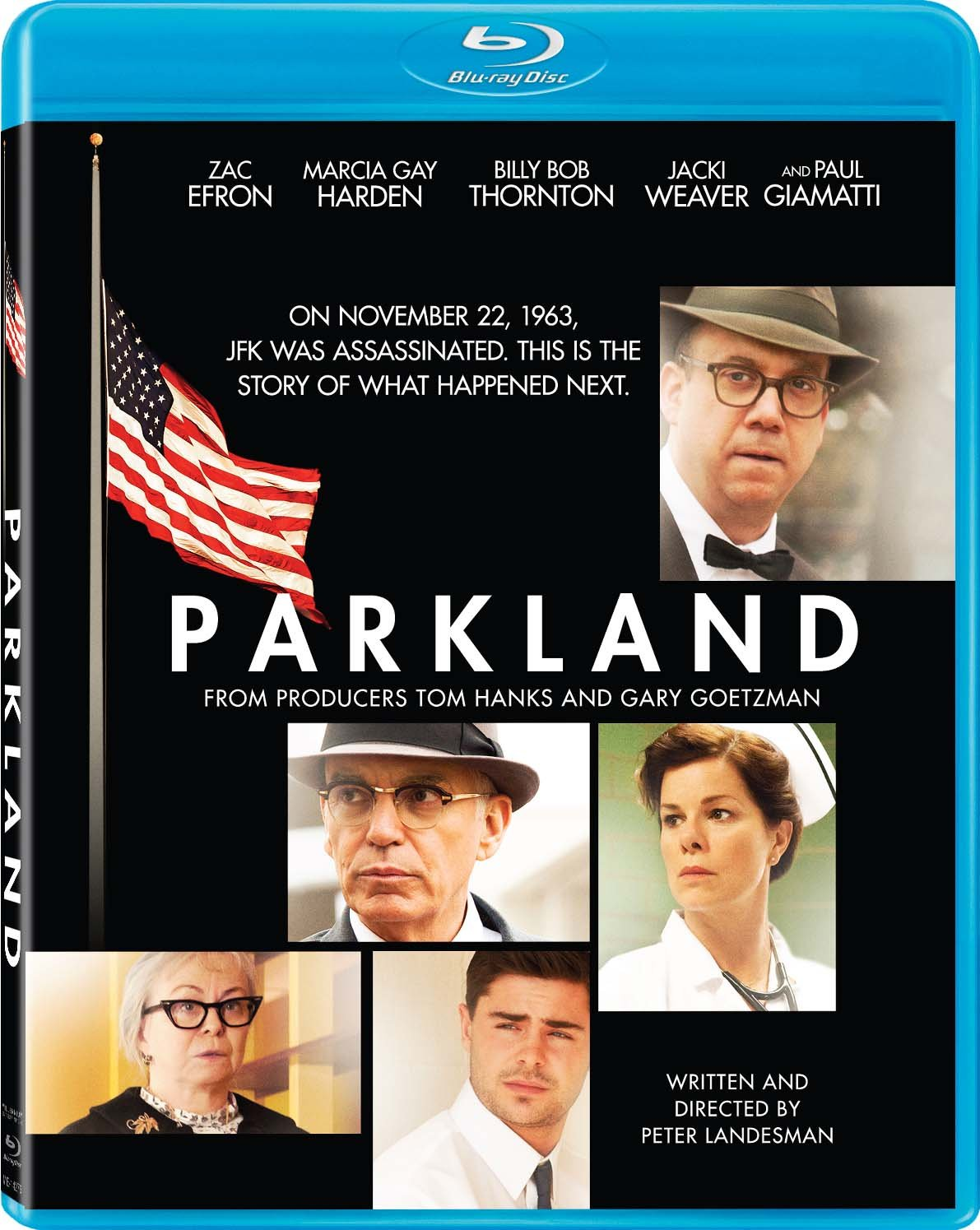 Parkland 2013 [FRENCH] [Bluray 720p]