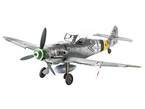 Revell - 04665 - Maquette - Aviation - Messerschmitt - Bf109 G-6