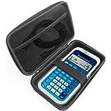 FitSand Hard Case for Texas Instruments (34MV/TBL/1L1) TI-34 MultiView Scientific Calculator