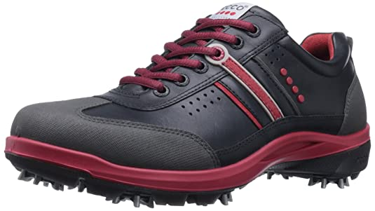 New Arrival ECCO III Hydromax Golf Shoe For Men Clearance Colors