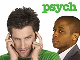 Psych Season 1 [HD]