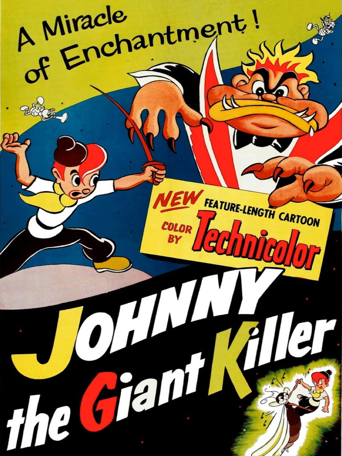Johnny the Giant Killer on Amazon Prime Video UK