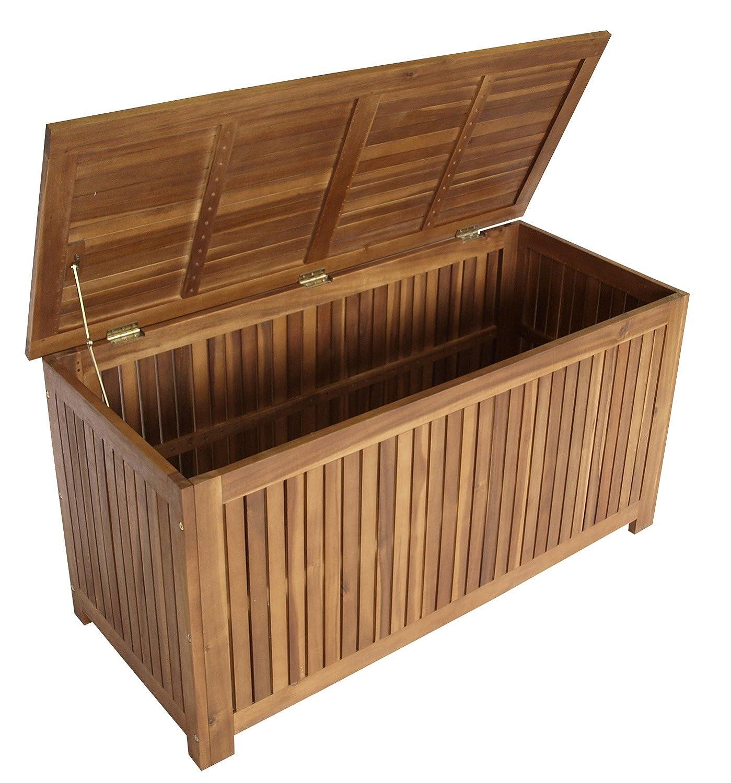 Auflagenbox ST. VINCENT 117x50x58,5cm, Akazie geölt, FSC®-zertifiziert günstig