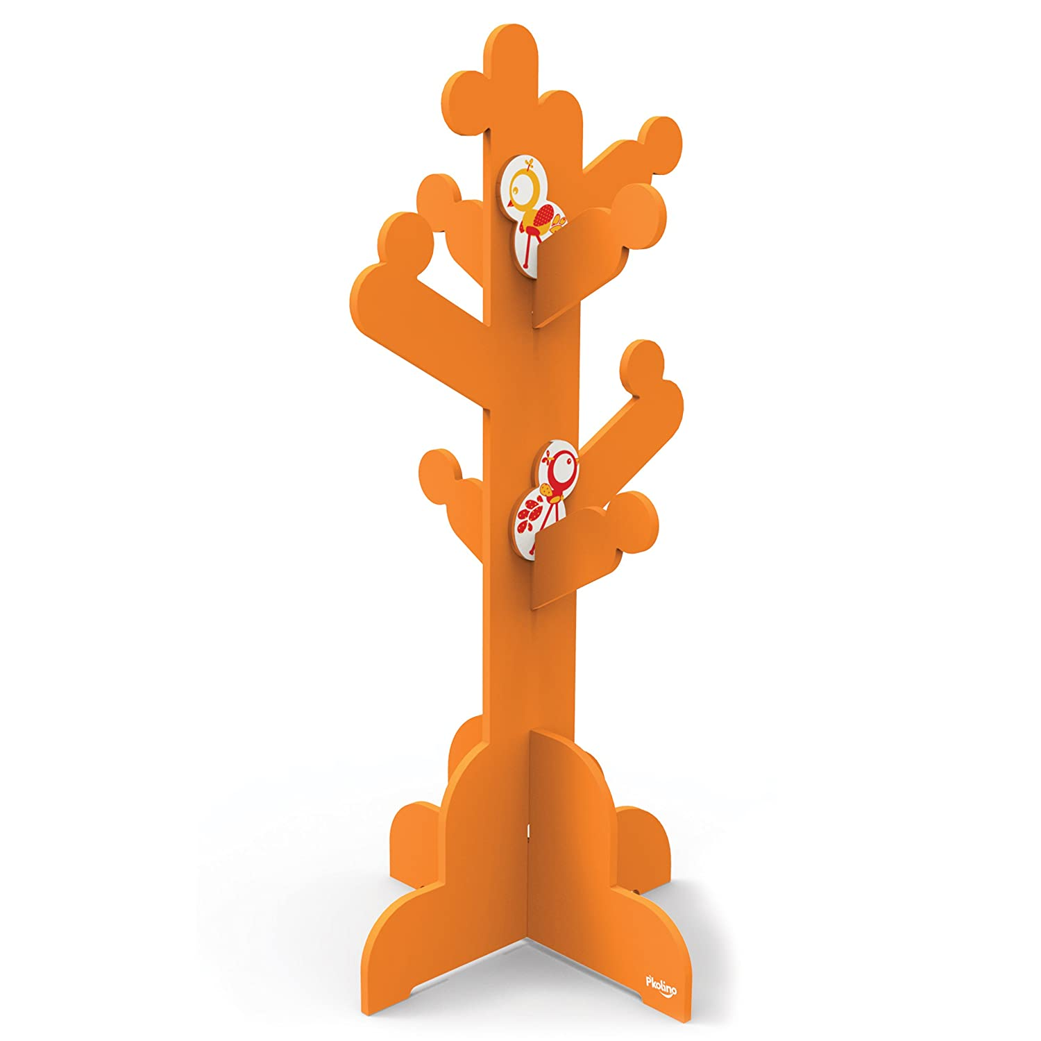 P'Kolino Little Ones Clothes Tree, Orange