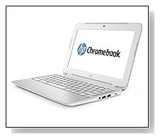 HP 11-2010nr 11.6-Inch Chromebook (Snow White) G6T29UA#ABA Review