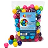 Gumballs in Bulk – Gumballs Refill – Gumballs for Gumball Machines – Gumballs 1 Inch - Bulk Candy 2 LB