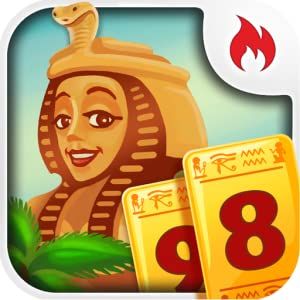 Cleopatra's Pyramid from GameDuell Inc