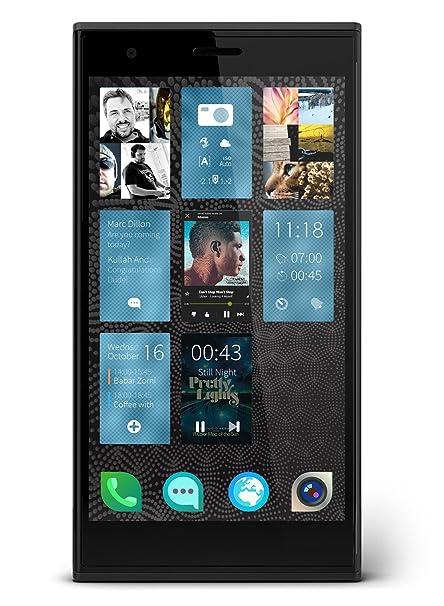 Jolla Smartphone débloqué (Ecran: 4.5 pouces) Blanc (import Italie)