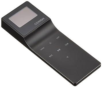 Cowon E3-16GB-BK Baladeur numérique Mémoire Interne 16Go MP3 OLED - Noir