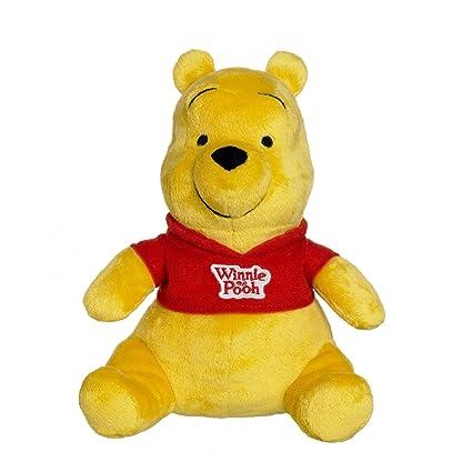 Tomy Winnie l'Ourson - 71854 - Jouet d'Eveil - Peluche Sonore - 20 cm - Winnie l'Ourson