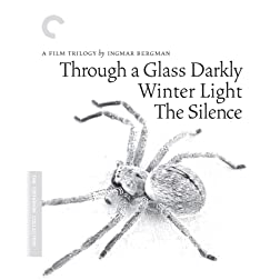 A Film Trilogy by Ingmar Bergman Through a Glass Darkly / Winter Light / The Silence The Criterion Collection [Blu-ray]