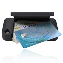 Incipio Stowaway Credit Card Case For iPhone 4/4S - Black