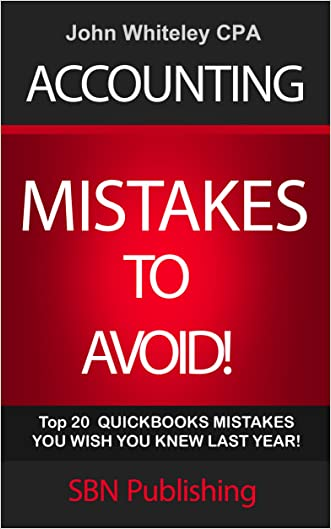 Accounting | Top 20 Accounting Mistakes | Accounting Risks: Accounting Mistakes to Avoid | Best Solutions