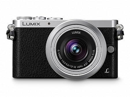Panasonic Lumix GM1 Appareil Photo Numérique Compact 16 Mpix Wi-Fi Noir, Argent