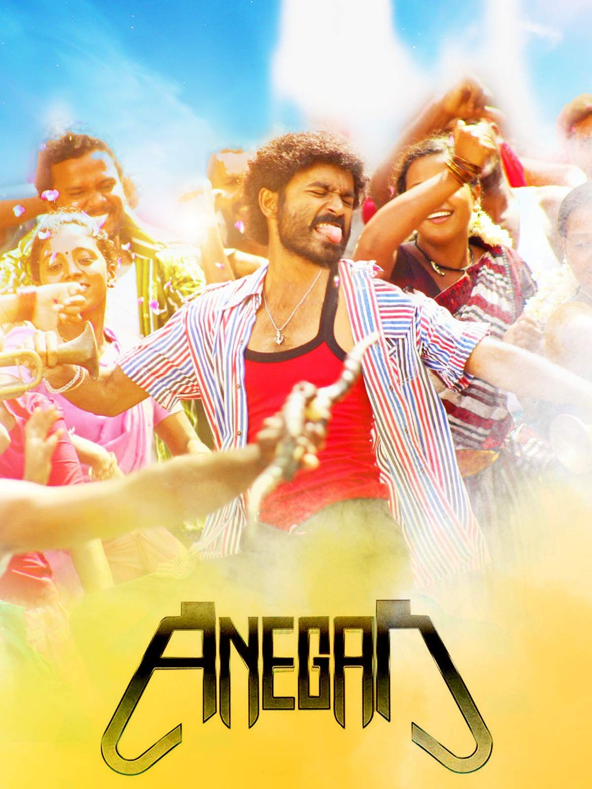 Anegan on Amazon Prime Video UK