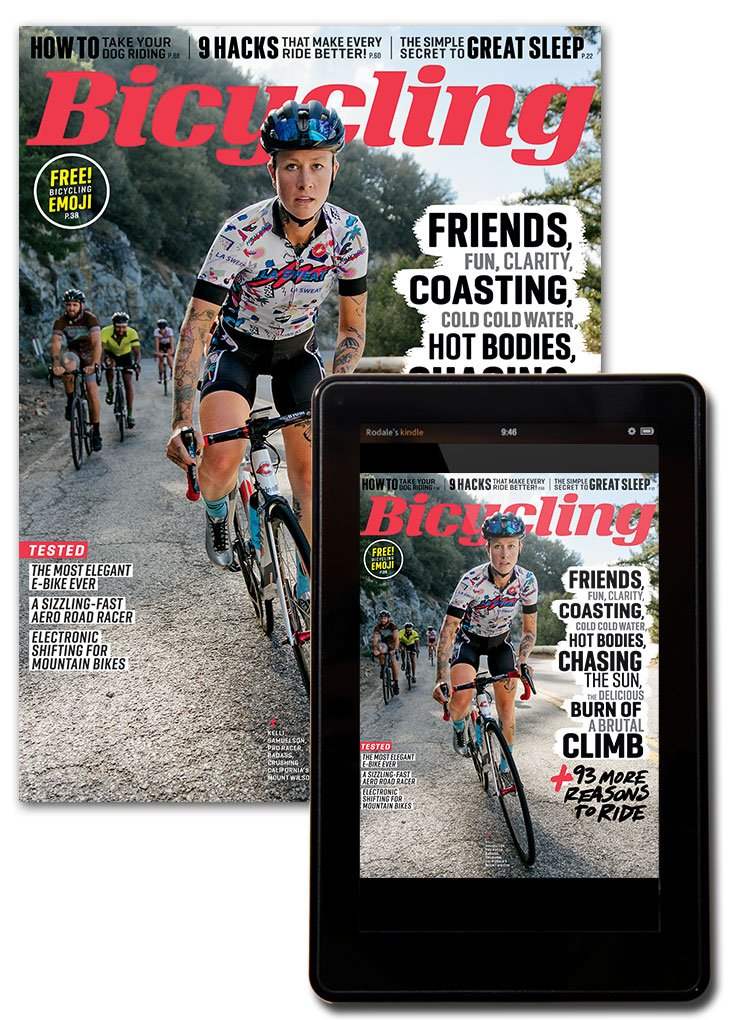 Bicycling All Access