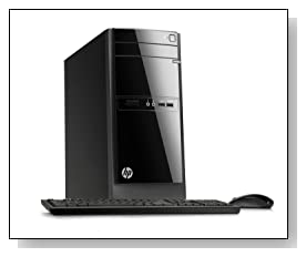 HP 110-216 Desktop Review