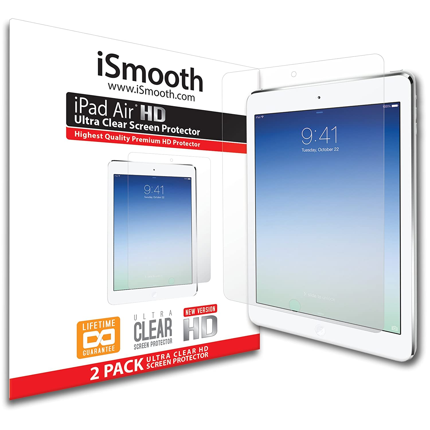 Apple iPad Air (Apple iPad 5) Screen Protector