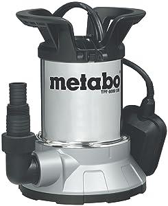 Metabo 250660006 Flachs.Tauchpumpe TPF6600SN, 450W, 230Volt, 50Hz  BaumarktKundenbewertung und Beschreibung