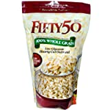 Fifty 50 Low Glycemic Hearty Cut Oatmeal -- 16 oz
