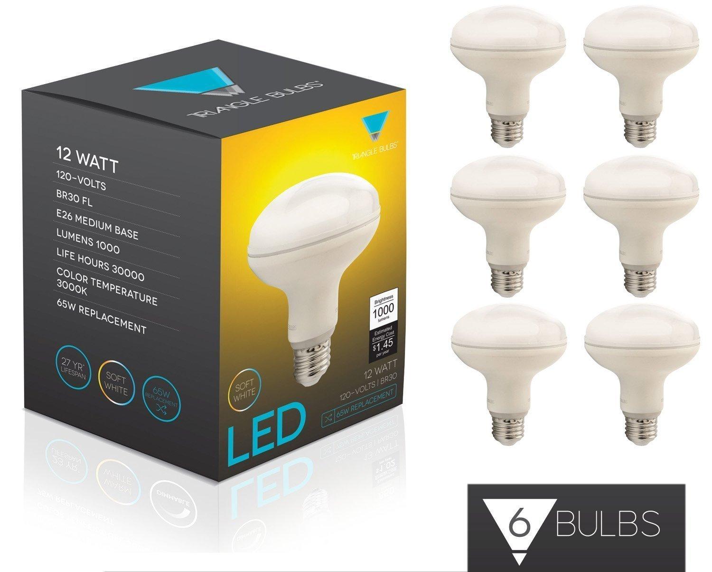 cheap triangle bulbs t99003 12 watt 65 watt soft white. Black Bedroom Furniture Sets. Home Design Ideas