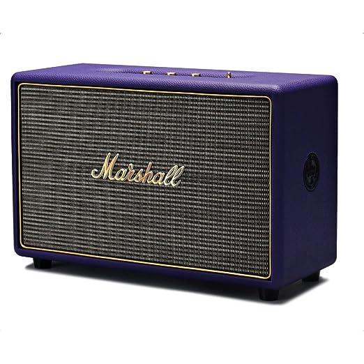 Marshall Hanwell Speaker in Purple