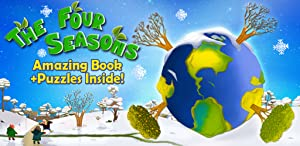 The Four Seasons - An Earth Day Interactive Children's Storybook from TabTale LTD