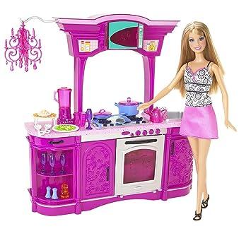 barbie dream kitchen