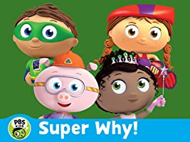 Super Why! Volume 6