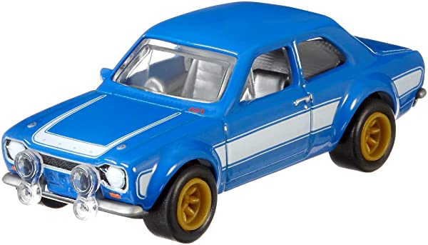 Hot Wheels Ford Escort RS 1600 (Color: Multi)