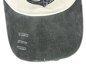 Glamorstar Pirate Ship Anchor Baseball Hat Printing Adjustable Hip-Hop Cap  Black Grey c75b33d5e723