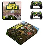 Playstation 4 Pro Vinyl Skin Decal FORTNITE YSP4P2028