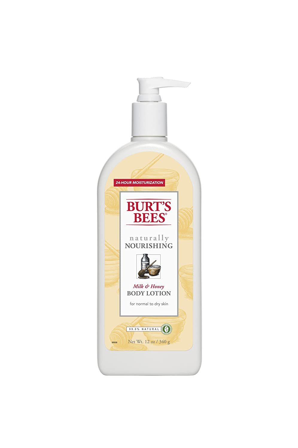 Burt's Bees 小蜜蜂 Body Lotion 身体乳