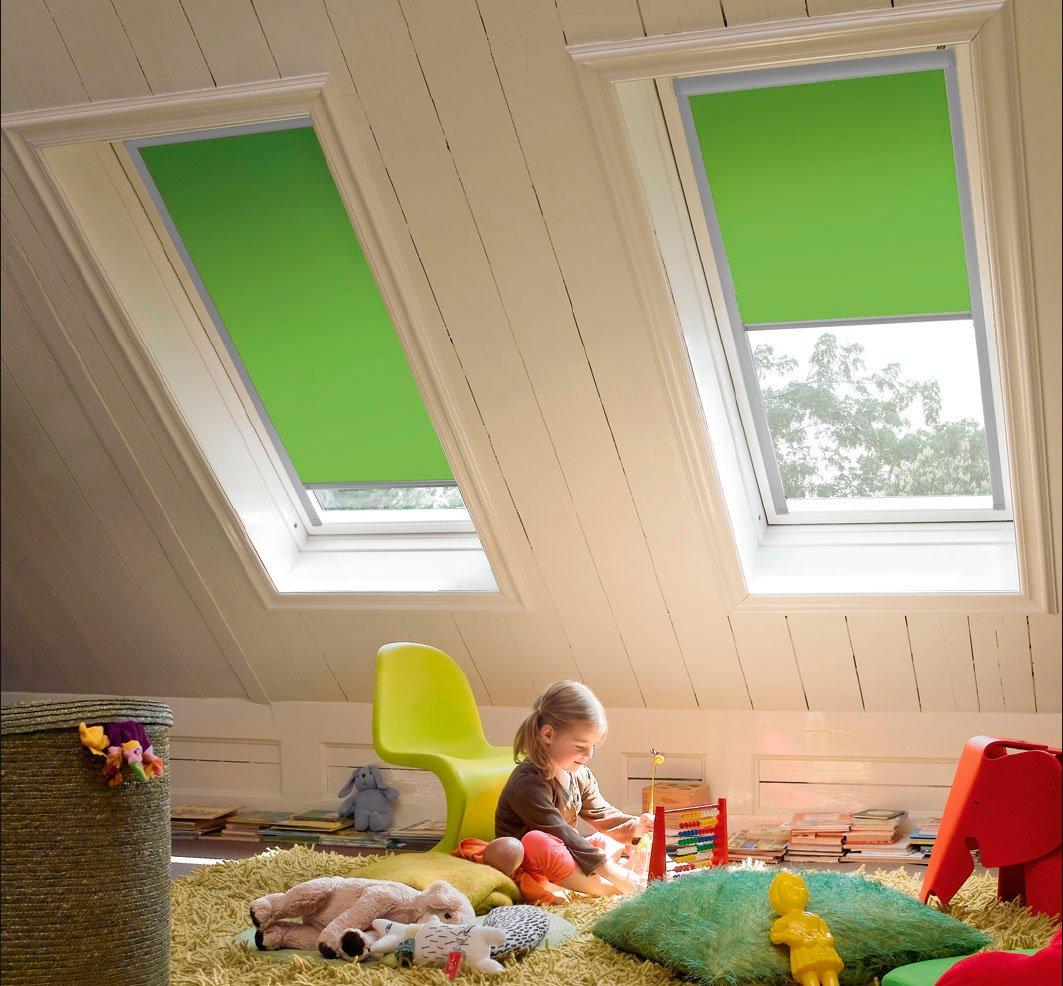 Verdunkelungsrollos für Velux Fenster  Original Luxaflex  komplett verdunkelnd VL VK 107 SP  BaumarktKundenbewertung und Beschreibung