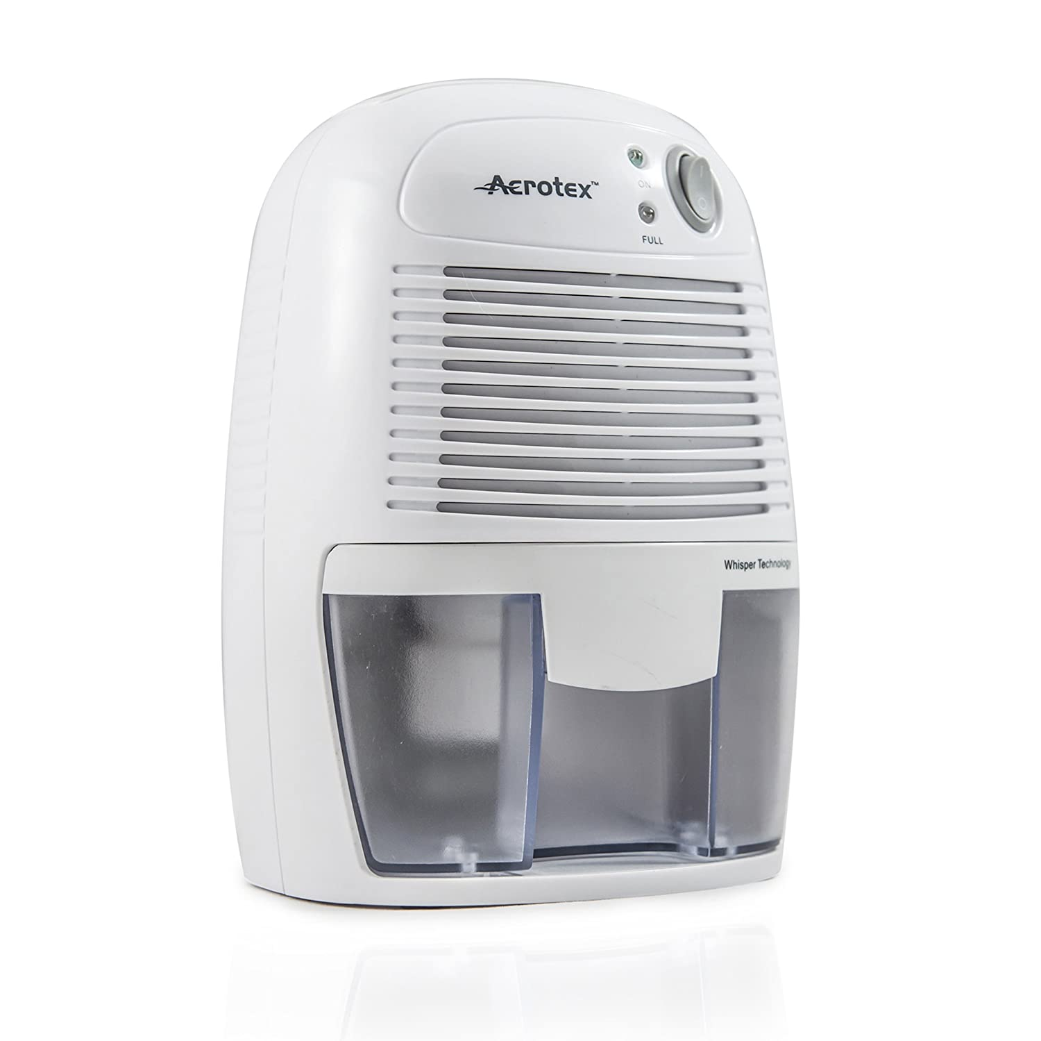 aerotex 500ml compact and portable dehumidifier for damp. Black Bedroom Furniture Sets. Home Design Ideas
