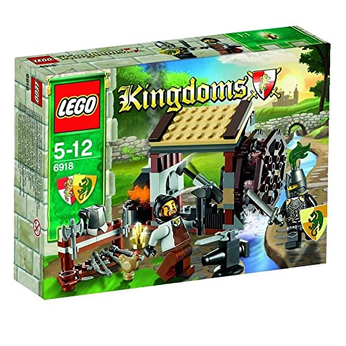 LEGO Kingdoms Blacksmith Attack 6918