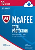 McAfee 2017 Total Protection - 10 Devices [Online Code]