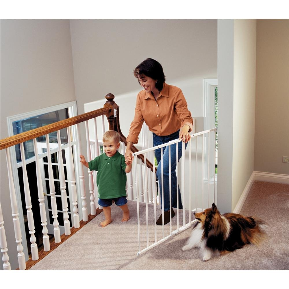 Baby Gates For Stairs - Best Baby Safety Gates