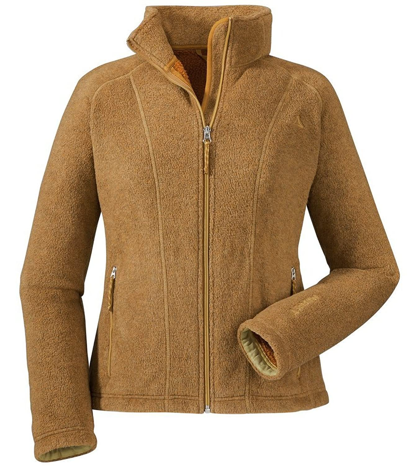Schöffel Ester Fleecejacke golden brown