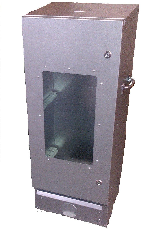 SMOKI- Räucherofen 70x39x26cm mit Sichtfenster aus FAL-Stahlblech günstig bestellen