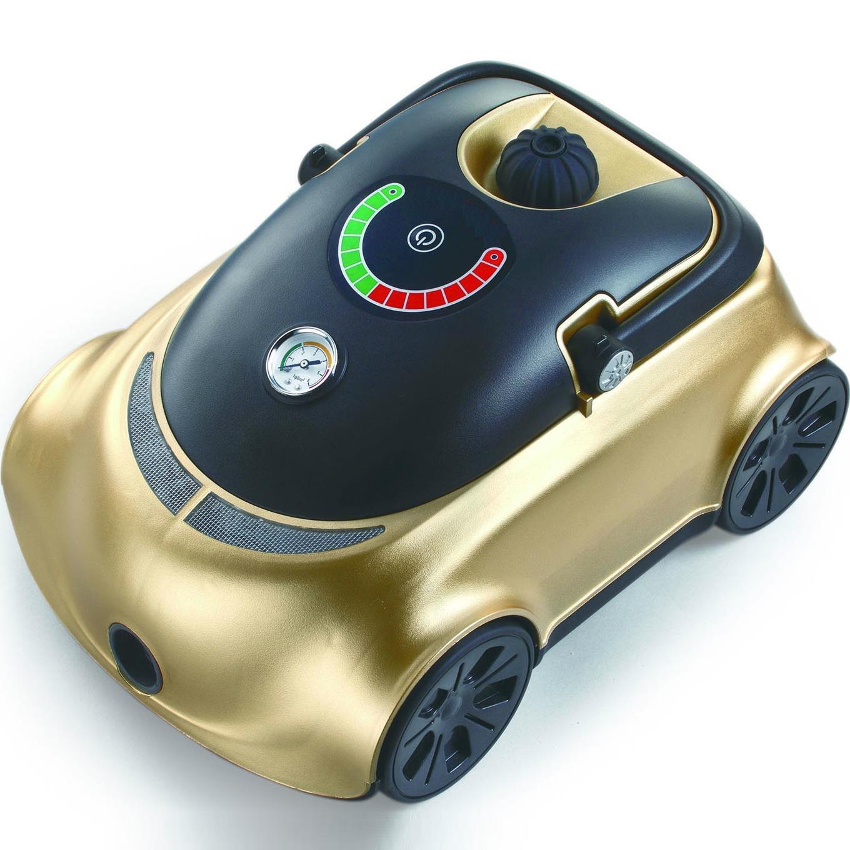 Syntrox Germany 2200 Watt 5, 5 Bar Dampfreiniger Car Design GoldKundenbewertungen