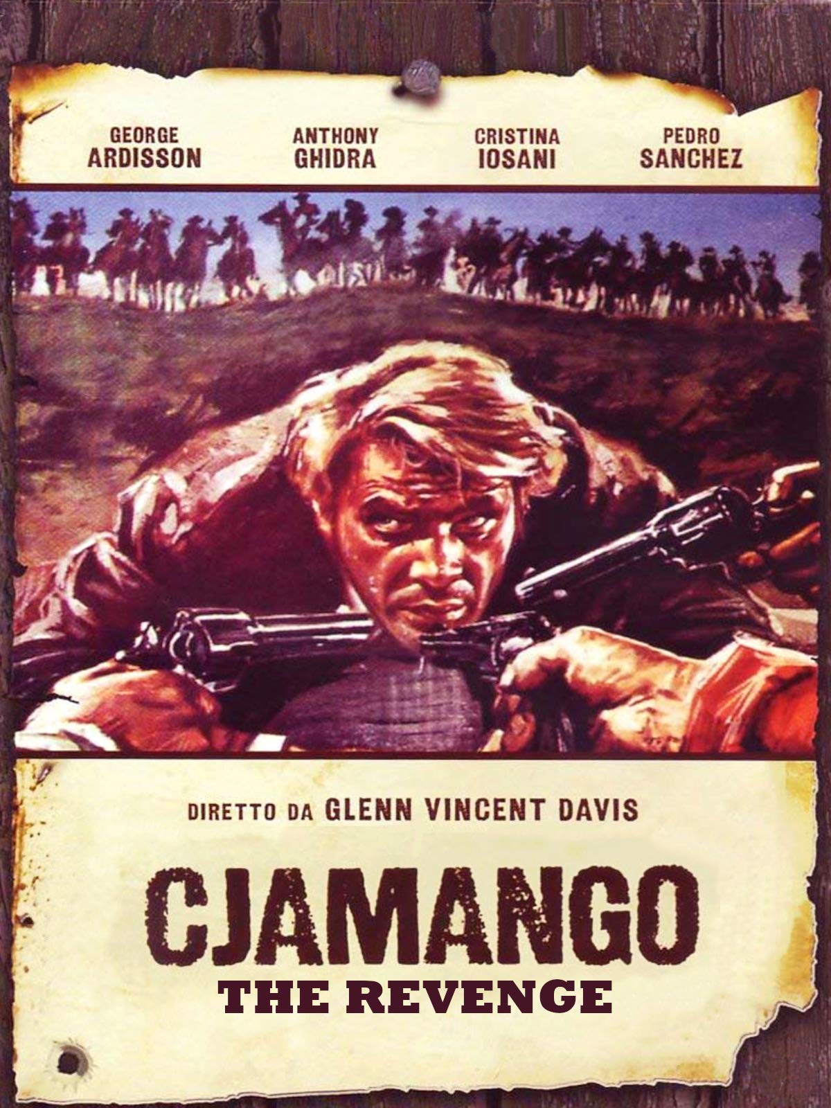 Cjamango The Revenge