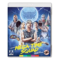 Mega Time Squad [Blu-ray]