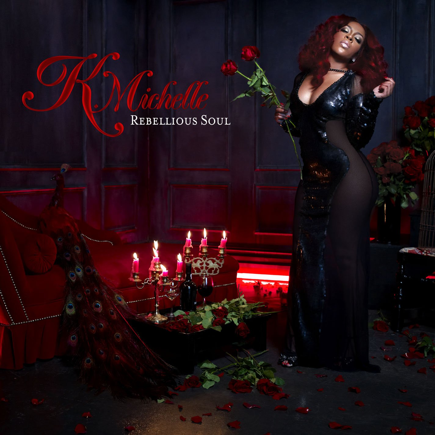 Rebellious Soul  K Michelle And Keyshia Cole Look Alike
