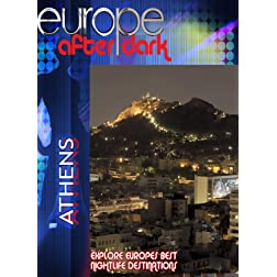 Europe After Dark  Athens [Blu-ray]