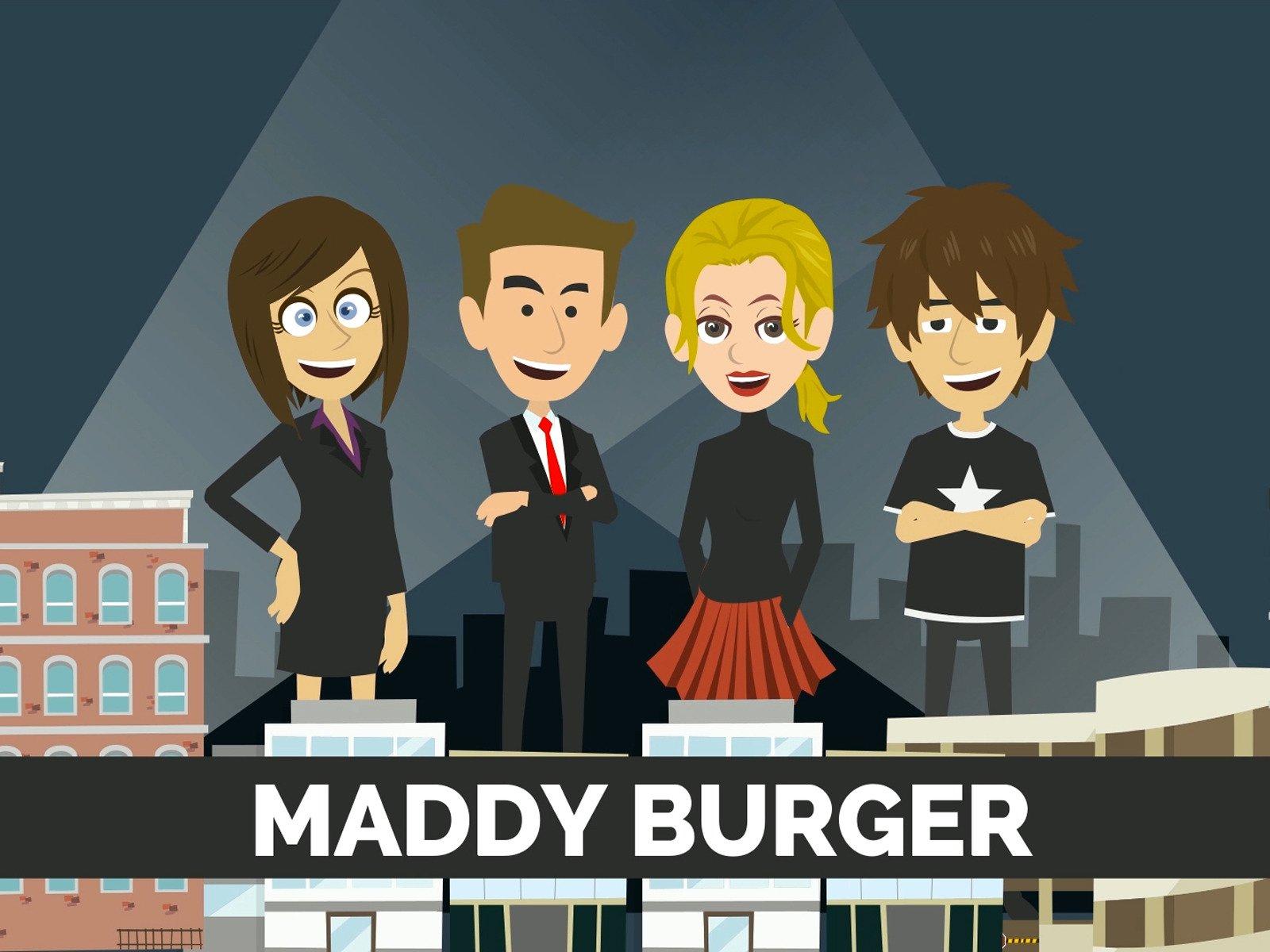 Maddy Burger - Season 2
